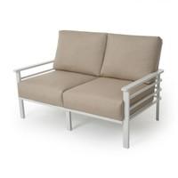 Sarasota Cushion Love Seat