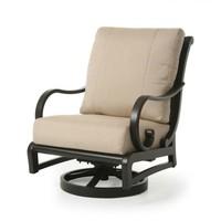 Celaya Woven Cushion Spring Swivel Club Chair