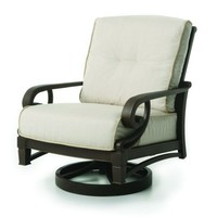 Lucerne Spring Swivel Club Chair