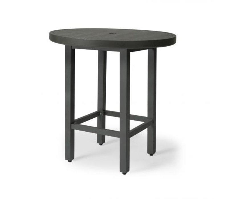 Trinidad 3000-Aluminium Counter Height Table 36 Round