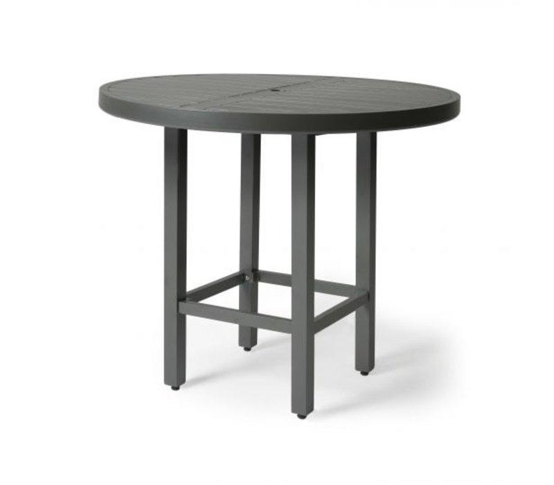 Trinidad 3000-Aluminium Counter Height Table 42 Round