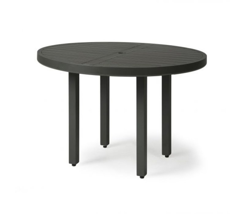 Trinidad 3000-Aluminium Dining Table 36 Round