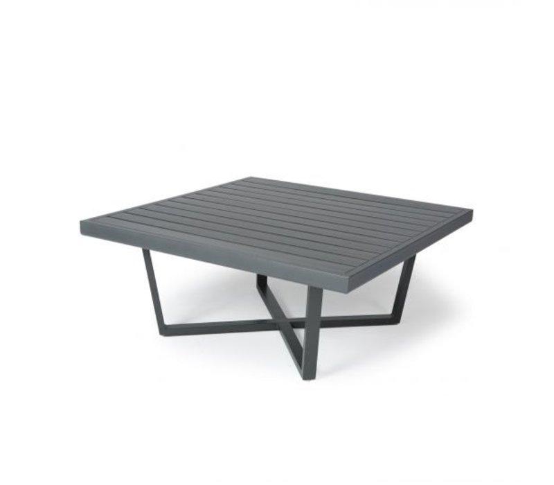 Formosa 5000-Aluminium Coffee Table 42 Square