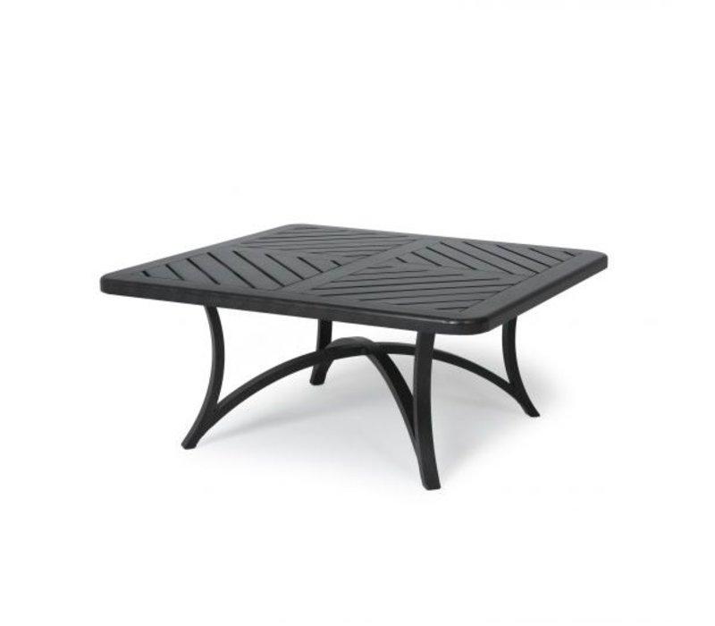 Fulton 4000-Aluminium Coffee Table 42 Square