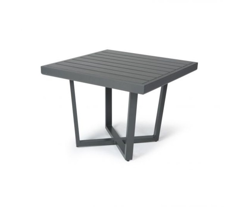 Formosa 5000-Aluminium End Table 27 Square