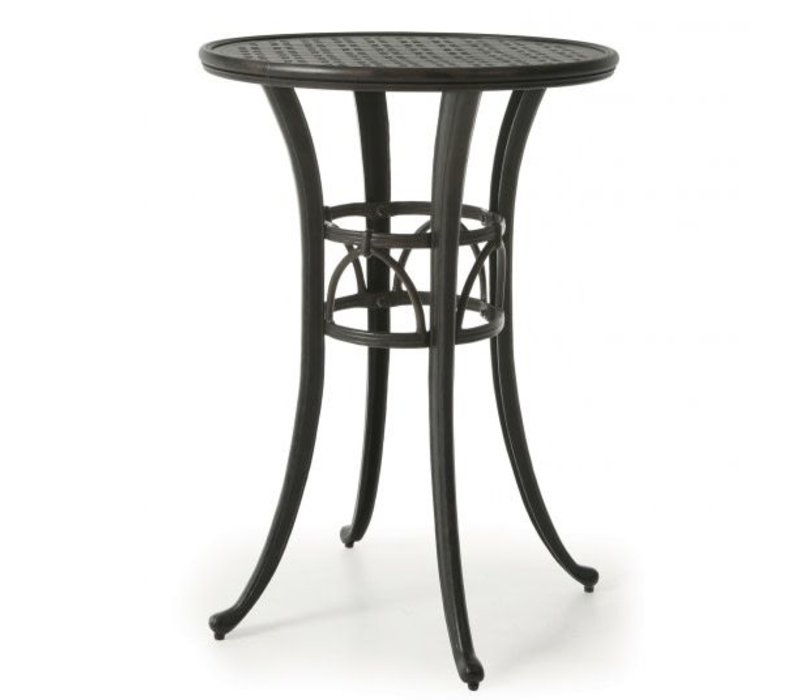 Napa 9000-Cast Bar Height Table 30 Round