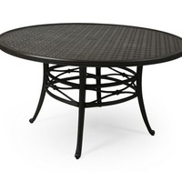 Napa 9000-Cast Dining Table 54 Round