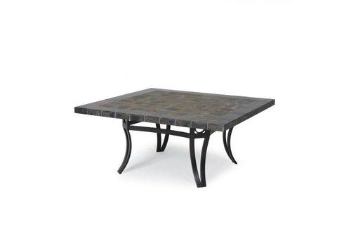 Salinas J-Top-Slate Coffee Table 42 Square