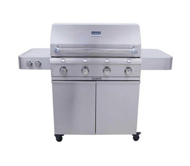 Saber 670 Stainless Steel Grill