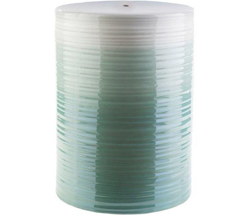 Waverly Stool Medium Sage/Sea Foam/White (WAV325-M)