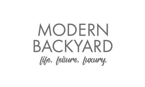 Modern Backyard