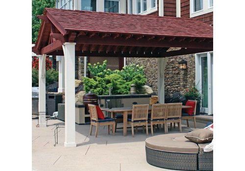 Modern Backyard Pergolas