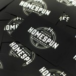 Homespun: Modern Handmade Homespun Gift Card