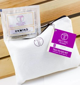 Big T NYC Unwind Tea To-Go Kit