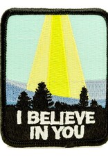 Band of Weirdos / Moss Love I Believe In You Patch