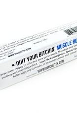 Bitchstix Quit Your Bitchin' Muscle Rub