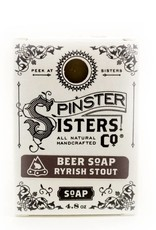 Spinster Sisters Co. Ryrish Stout Beer Bar Soap