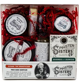 Spinster Sisters Co. Vivian: The Beautician Skincare Set
