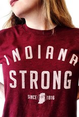 Tee See Tee Indiana Strong Tee (Unisex Fit)