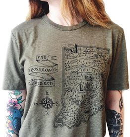 Tee See Tee Crossroads of Earth Tee (Unisex Fit)