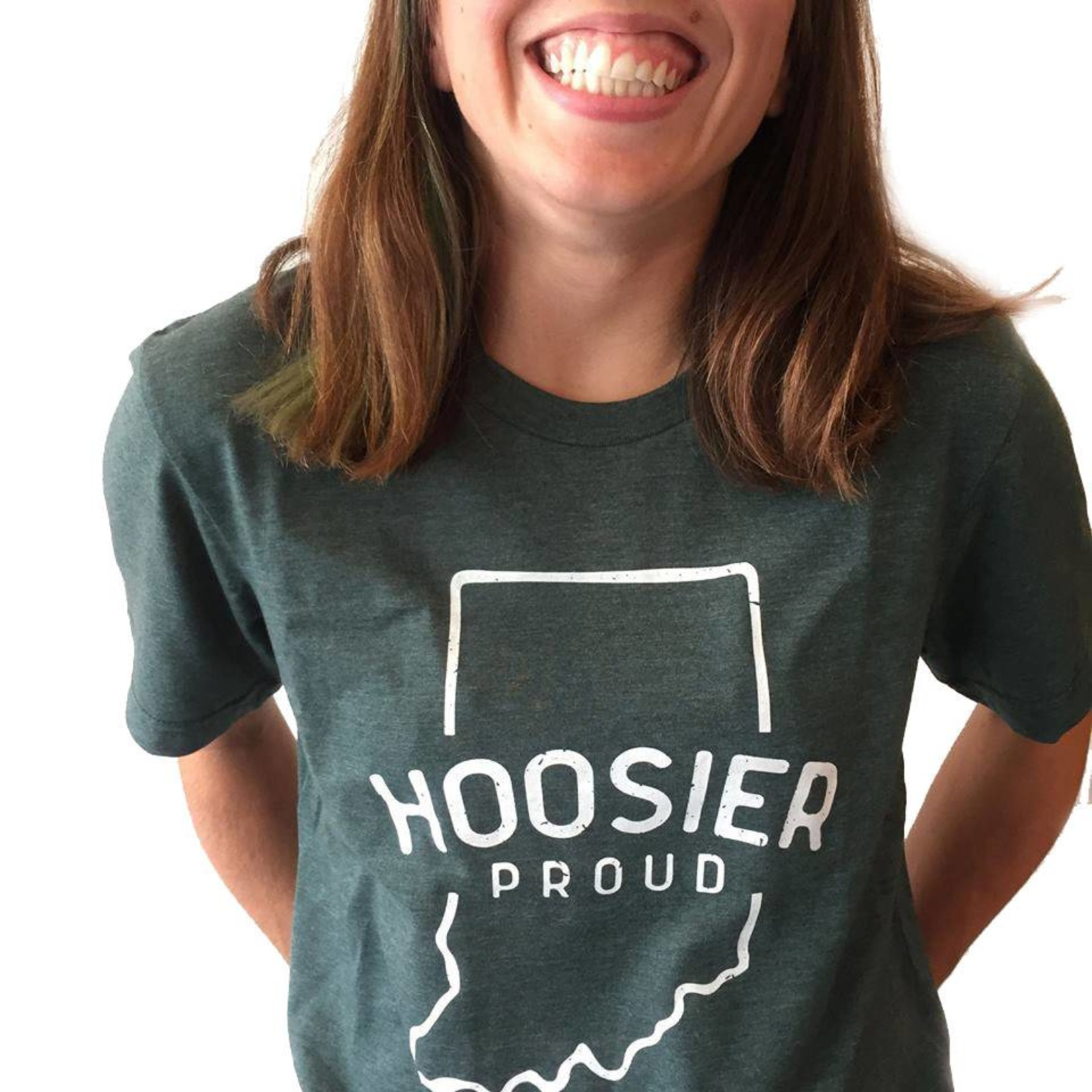 Hoosier Proud Hoosier Proud Logo Tee (unisex fit)