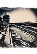 Hazel Brown Photography Indianapolis Motor Speedway Photo Coaster