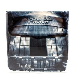 Hazel Brown Photography Lucas Oil Stadium Photo Coaster