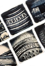 Hazel Brown Photography All Over Indy Photo Coaster