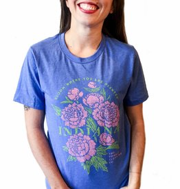 Yonder Clothing Co. Bloom Indiana Tee (Unisex Fit)
