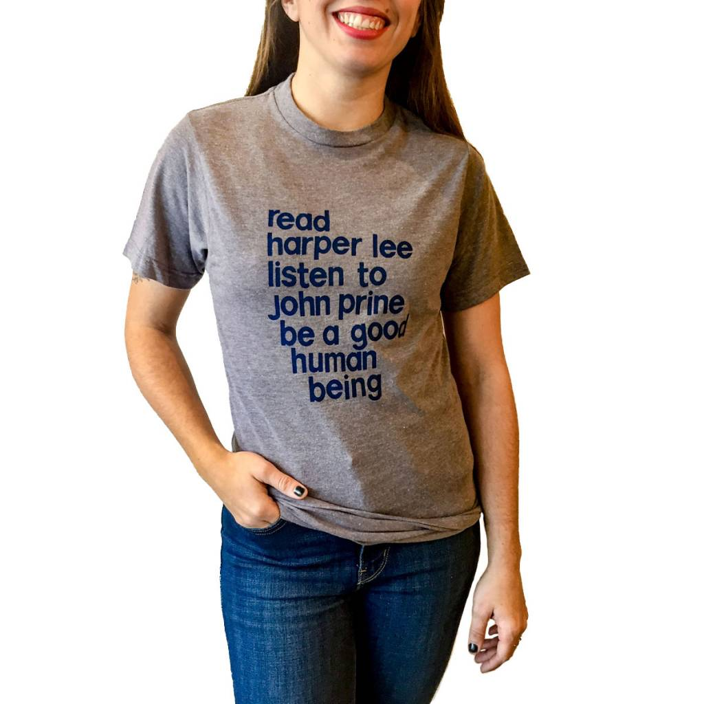BadKneesTs Read Harper Lee Tee (Unisex)