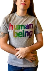 BadKneesTs Human Being Tee (Unisex)
