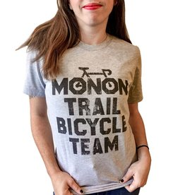 Terz Ink Monon Trail Bicycle Team Tee  (Unisex)