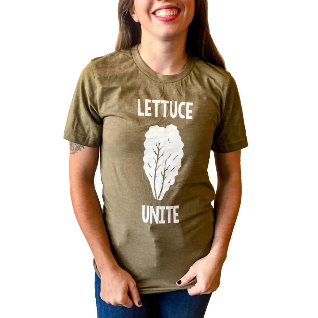 Fresh Camp Lettuce Unite Tee (Unisex)