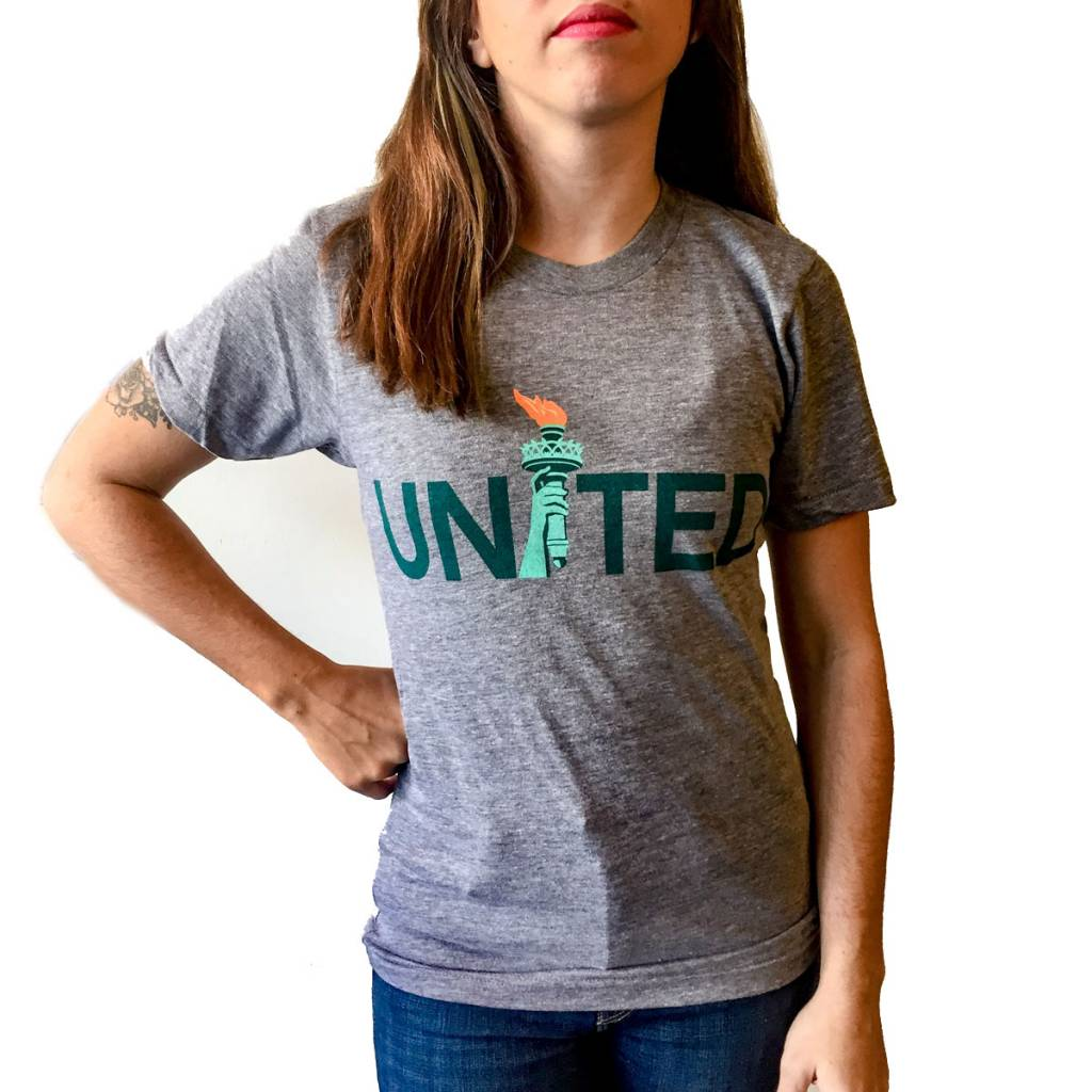 Originalitees United Torch Tee (Unisex)