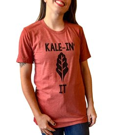 Fresh Camp Kale-In' It Tee (Unisex)