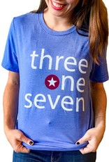 Hoosier Proud Three One Seven Tee (Unisex)
