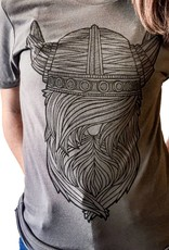 The Bungaloo Viking Beard Tee (Unisex)