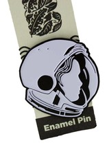 The Bungaloo Astronaut Enamel Pin