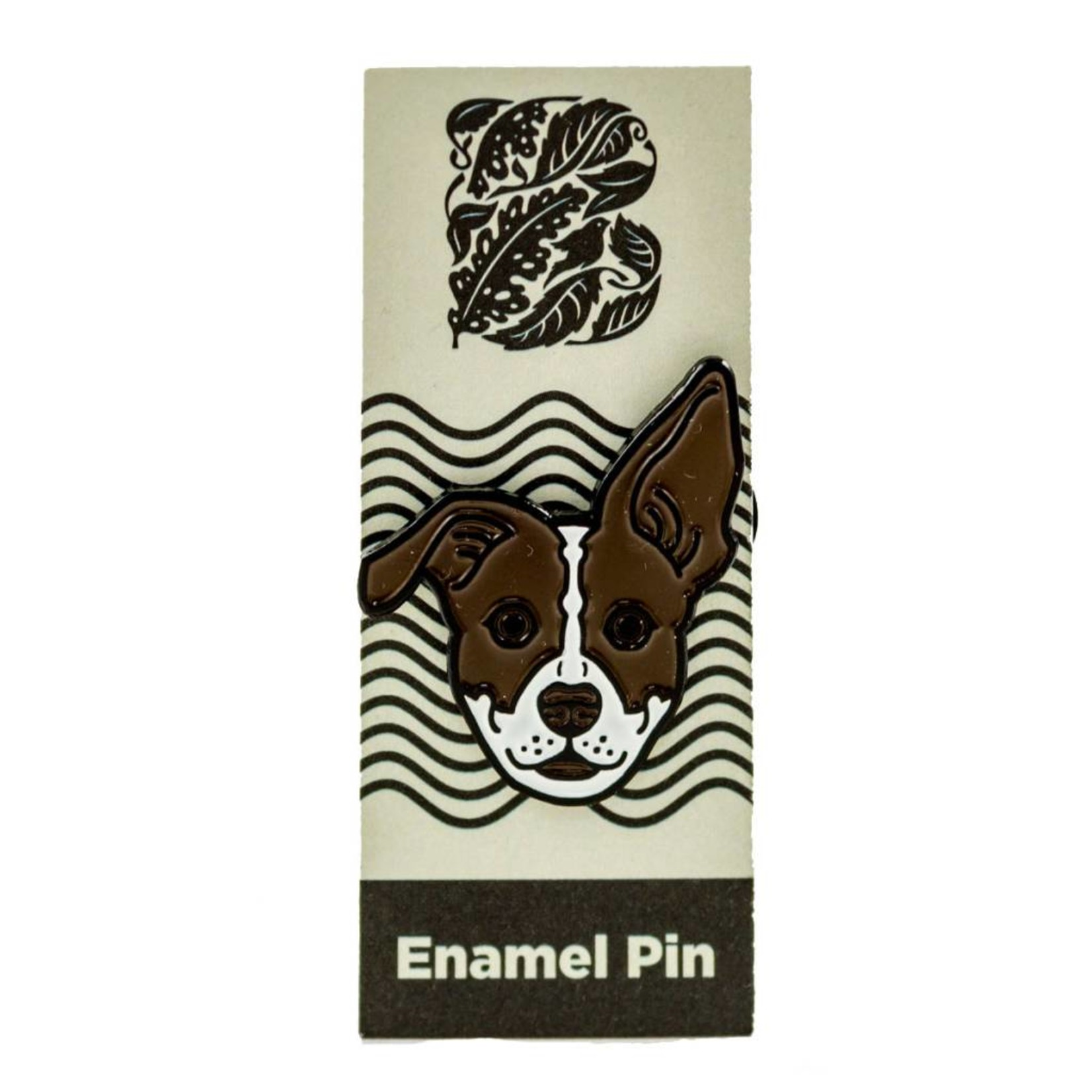 John Vogl / The Bungaloo Marmaloo Dog Enamel Pin