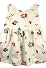 Vivie & Ash Bouquet Tank Dress (Baby/Toddler Fit)