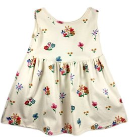 Vivie & Ash Bouquet Tank Dress (Baby/Toddler Fit)