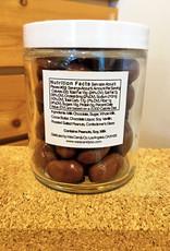 Wes Candy Co. Milk Chocolate Peanuts Jar