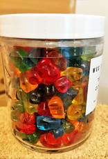 Wes Candy Co. Teeny-Tiny Cubs Gummy Candy Jar