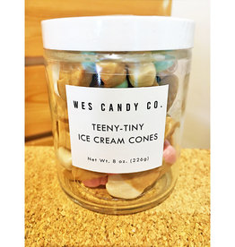 Wes Candy Co. Teeny-Tiny Ice Cream Cone Gummy Candy