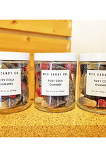Wes Candy Co. Fizzy Cola Gummy Candy Jar
