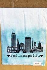 MODma Goods Indianapolis Skyline Tea Towel