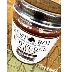 Best Boy & Co. Rich Dark Chocolate Hot Fudge Sauce