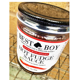 Best Boy & Co. Chilies Hot Fudge Sauce