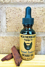 WeatherBeard Supply Co. Sweet Embers Beard Oil