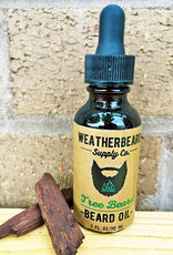 WeatherBeard Supply Co. Tree Beard Beard Oil